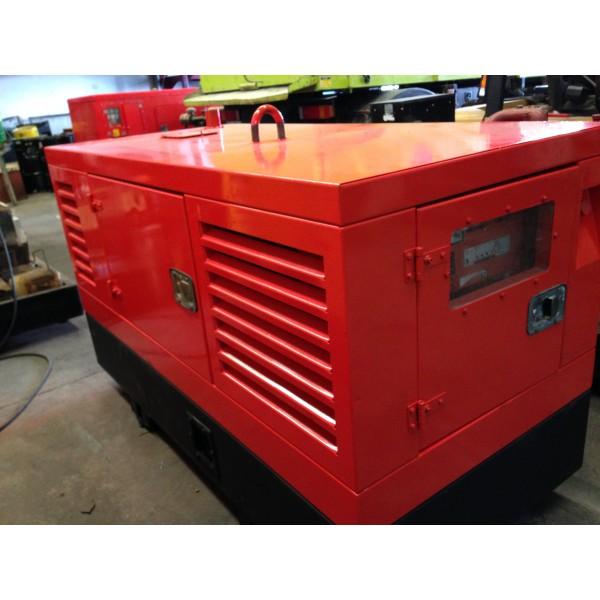 generador hfw 30 t5 motor iveco himoinsa generadores