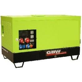 GENERADORES, GBW 15 Y, PRAMAC ( Motor YANMAR),