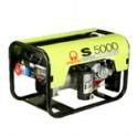 Generadores S 5000, Monofásico, PRAMAC ( Motor HONDA),
